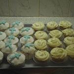 Cup Cake zur Taufe