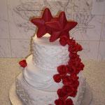 Hochzeitstorte 174