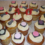 Cup Cake mit Deco