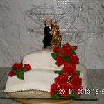 Hochzeitstorte 16