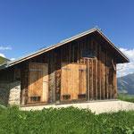 Renovation Berghütte