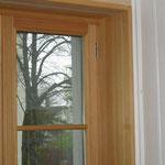 neues Fenster mit angepassten Leibungen