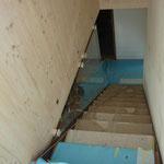 Treppe DG zur Galerie.