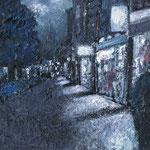 PARIS#1 2012 キャンバスにアクリル絵具 220x273