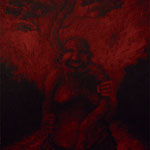 嬉(き)2011 キャンバスにアクリル絵具 410x318