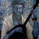 Blue Songs 3 2014 キャンバスにアクリル絵具 1167x910