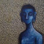 夢幻#1 2012 キャンバスにアクリル絵具 530x455