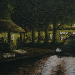 PARIS#2 2012 キャンバスにアクリル絵具 190x333