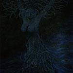 己(き)2011 キャンバスにアクリル絵具 652x530
