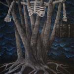 規(き)2011 キャンバスにアクリル絵具 1167x910