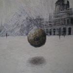 STRANGER#19 2012 キャンバスにアクリル絵具 333x530