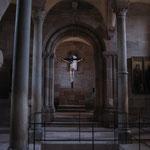 Zweistöckige Kaiserkapelle (Oberteil mit Kruzifix von Veit Stoss)