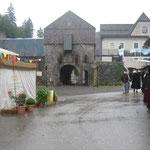 Eingang zur Klause Ehrenberg