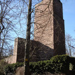 Bergfried 29,5 m hoch