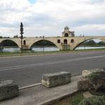 """Die """"Brücke von Avignon"""""""