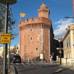 Tor zur Festung
