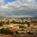 Blick über die neue Stadt