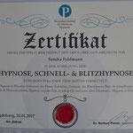 Hypnose, Schnell- und Blitzhypnose,  Dr. Norbert Preetz