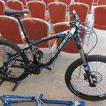 Bachmanns Bikestatt, Slayer 70