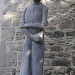 Statue du Père Damien (Photo Emilie Nisolle)