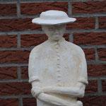 Prototype de la sculpture du Père Damien - Photo de Emilie Nisolle