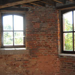 Tour de Gavre - 2ème niveau - fenêtres - Photo Emilie Nisolle