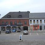 """Ancien refuge de l'abbaye de Cambron, bâtiment de """"Belfius Banque"""" (Photo Emilie Nisolle)"""