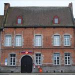 Ancien refuge de l'abbaye de Vicoigne, office du tourisme actuel (Photo Emilie Nisolle).