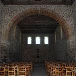 Chapelle Saint-Jean - Nef - Photo de Emilie Nisolle