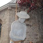 Sculpture du Père Damien - Photo de Emilie Nisolle
