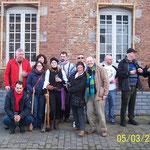 Crossage 2014 - Notre équipe - Photo Michèle Lambot