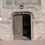 Eglise Saint-Martin - Entrée Est (Photo Emilie Nisolle)