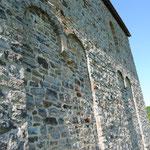 Chapelle Saint-Jean - Bandes lombardes - Photo de Emilie Nisolle