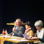 Le comité restreint de Valais-Argentine