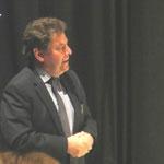 Edouard Fellay, président de Fully qui nous accueille
