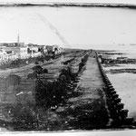 Le port de Buenos Aires vers 1852-54