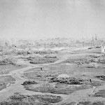 Conception del Uruguay tel que les émigrants pouvaient le découvrir en 1875