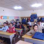 Schule №60, Klasse 10a
