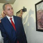 Ammar Allalouche et Azzedine Mihoubi