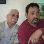 Ahmed Senouci et Ammar Allalouche