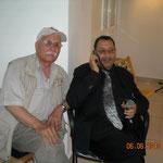 Ammar Allalalouche et Abdelhamid Arroussi