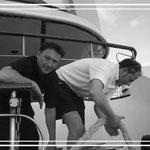 entretien de bateaux Chantier naval Agde, Cap d'Agde, Hérault, Occitanie, canal du midi
