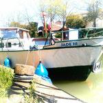 Entretien de bateau
