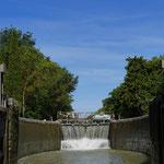 Écluses, Canal du Midi
