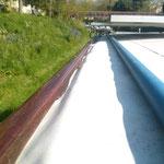 Nettoyage bateau Canal du Midi