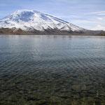 au lac Kara Kul