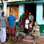 Chandru et sa famille