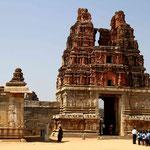 ruines de l'epoque Vijayanagar