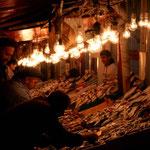 marché aux poissons d'Üsküdar