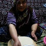 Zeynep prépare les böreks